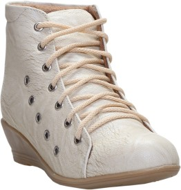 Zappy led-48 Boots(White)