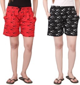 Women Shorts - Buy Ladies Shorts, Denim Shorts & Hotpants Online - Flipkart
