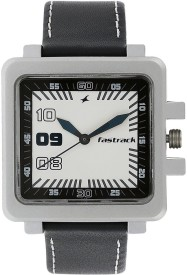Fastrack NC747PL01 Essentials Analog Watch - For Men