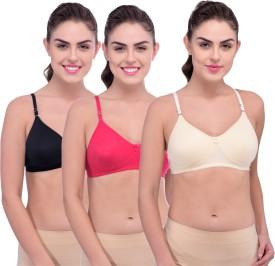 PIFTIF Women's T-Shirt Multicolor Bra