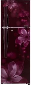 LG GL-Q282RSOY 255L 3 Star Double Door Refrig..