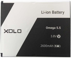 Xolo 2600mAh Battery (For Omega 5.5)