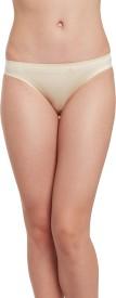 Secrett Curves Women Brief Beige Panty(Pack of 1)