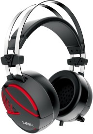 Gamdias Hebe E1 RGB Over the Ear Headset