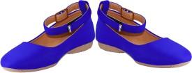POZZO Blue Formal sandals Corporate Casuals(Blue)