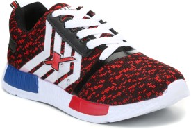 Sparx Women 83 Running Shoes(Red, White)