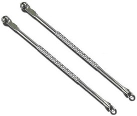 Garmento Hub Steel Blackhead Remover Needle(Pack of 2)