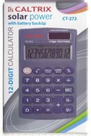 Caltrix CT-272 Basic Calculator