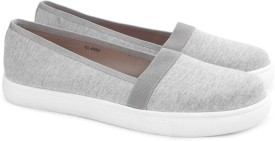 Carlton London Miss CL CLL-3609 Casual Shoes(Grey)