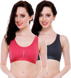 b8494db098 Sports Bras - Buy Sports Bras Online for Women at Best Prices in India