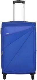 Safari MIMIK 4W 65 BLUE Expandable Check-in Luggage - 140 inch(Blue)