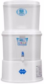 Blue Mount Idol Star 18L RO Gravity Based..