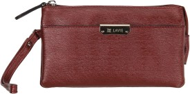 Lavie Women Red Clutch