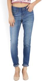 Newport Skinny Women's Blue Jeans