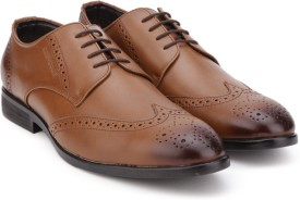 Provogue Lace up Shoes(Brown)