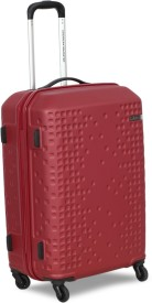 American Tourister Cruze Expandable Check-in Luggage - 75 Inch(Red)