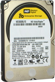 WD (WD3000BLFS) VelociRaptor 300GB Server..