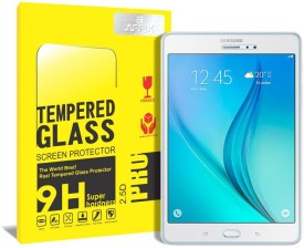 Affix Tempered Glass Guard for Samsung Tab A