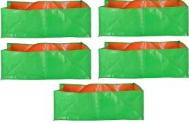 "Evergreen Terrace gardening 24""x12""x12"" - (Pack of 5) Grow Bag"