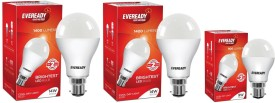 Eveready 9W(1pc) And 14W(2pc) Standard B22D..