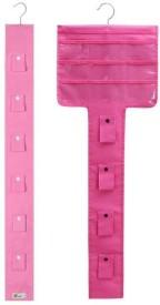 "VibeX â""¢ Compact & Portable Women's Choice Accessories Organizer, Closet Organizer, Handbag Organizer, Jewellery Organizer, Regular Organizer, Scarf Organizer( )"