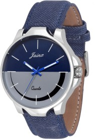 JAINX JM202 Multi Color Dial Analog Watch - For Men