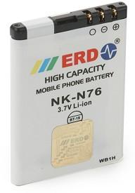 ERD 660mAh Battery (For Nokia N76)