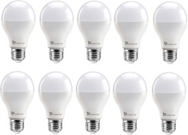Syska 12W Standard E27 1200L LED Bulb (Yellow..