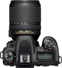 Nikon D7500 DSLR (With AF-S VR NIKKOR 18-105..