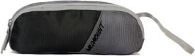 Wildmount multi utility Dual Compartment Pouch(Black, Grey)