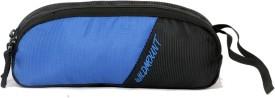 Wildmount multi utility Dual Compartment ( BLUE & BLACK ) Pouch(Blue, Black)