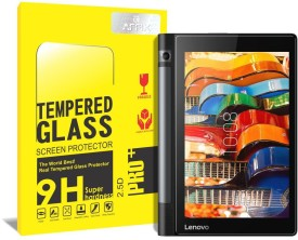 Affix Tempered Glass Guard for Lenovo Yoga Tab 3 850M [8 Inch]