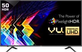 Vu LEDN50K310X3D 50 Inch Ultra HD 4K Smart..