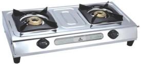 Surya 925 2 Burner SS Manual Gas Stove Hob