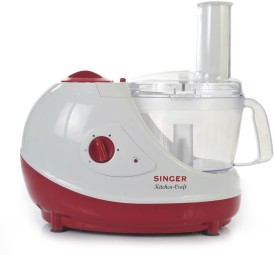 Singer Prime Chef 600W Food Processor