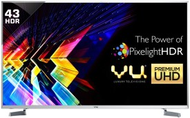 Vu 43S6575 43 Inch Ultra HD 4K Smart LED TV