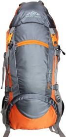 Mount Track Altitude Backpack(Orange, Grey, Rucksack)