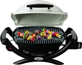 Weber Q 1000 Titanium Gas Grill