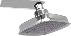 Klaxon Ruby ABS Shower Head with Steel Square Shower Head Arm Shower Head