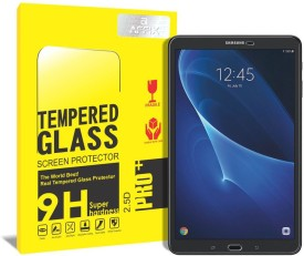 Affix Tempered Glass Guard for Sasmung Galaxy Tab A [SM-T580/SM-T585/SM-P580/SM-P585] [10.1 Inch]