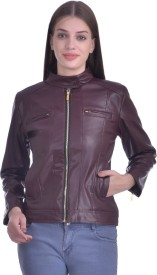 955a79abb Leather Jackets - Buy leather jackets for men   women online on ...