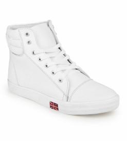 Steemo Casuals(White)