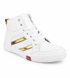 Steemo Casuals(White)