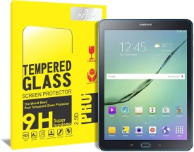 Affix Tempered Glass Guard for Samsung Galaxy Tab S2 [T-810 / T-813N / T-815 / T-819N] [9.7 Inch]