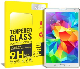 Affix Tempered Glass Guard for Samsung Galaxy Tab S T-700 [8.4 Inch]
