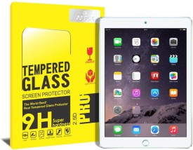 Affix Tempered Glass Guard for Apple iPad Air, Apple iPad Air 2, Apple iPad Pro