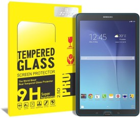 Affix Tempered Glass Guard for Samsung Galaxy Tab E T-561 [9.6 Inch]