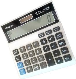 Oreva OR-1412C Basic Calculator