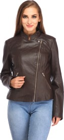 Histeria Full Sleeve Solid Women's Jacket
