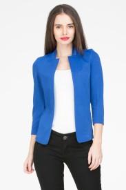 IDK Full Sleeve Solid Women's Jacket